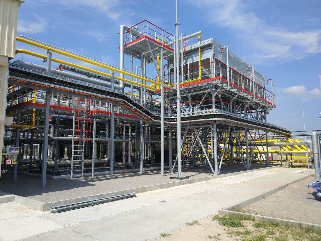 Gas Plants, Image 1