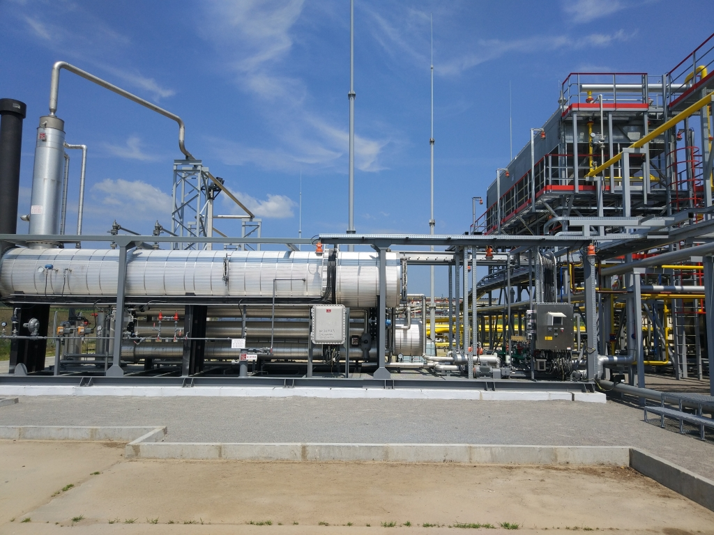 Gas Plants, Image 4